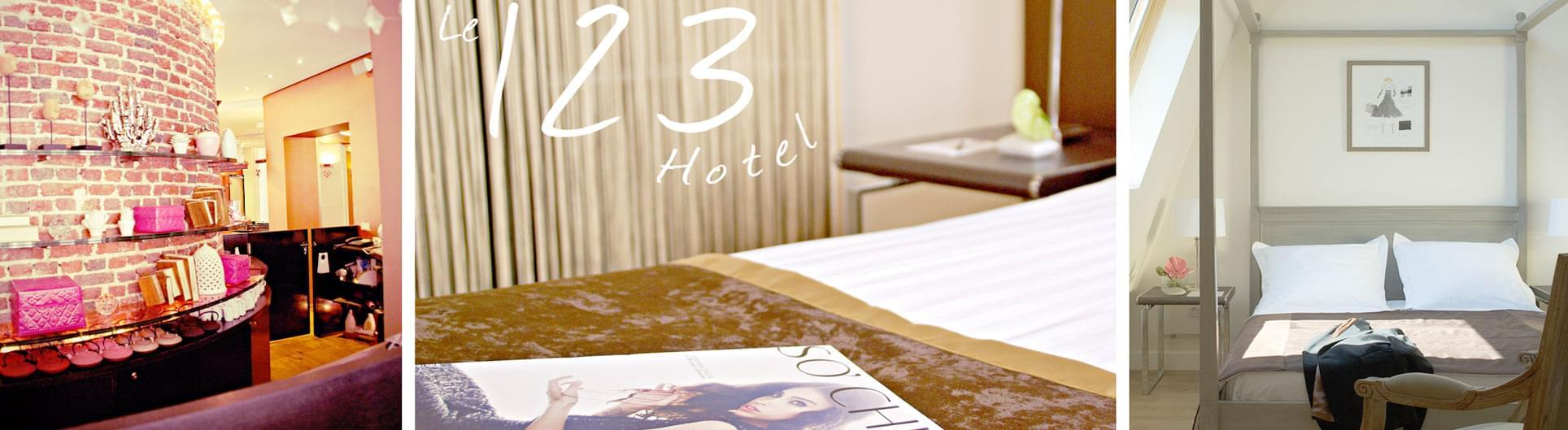 Astotel Le 123 Elysees - 4-star Hotel Paris