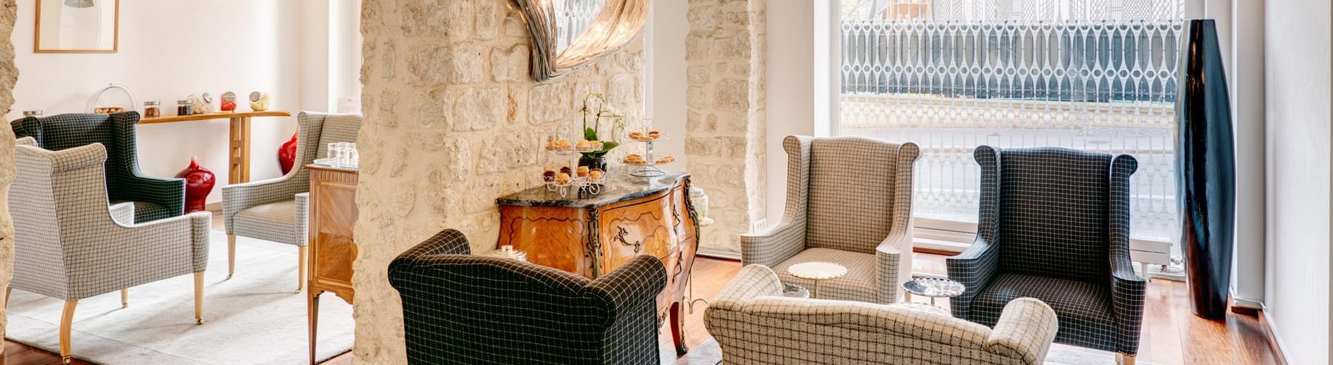 Astotel Lorette - 3-star Hotel Paris